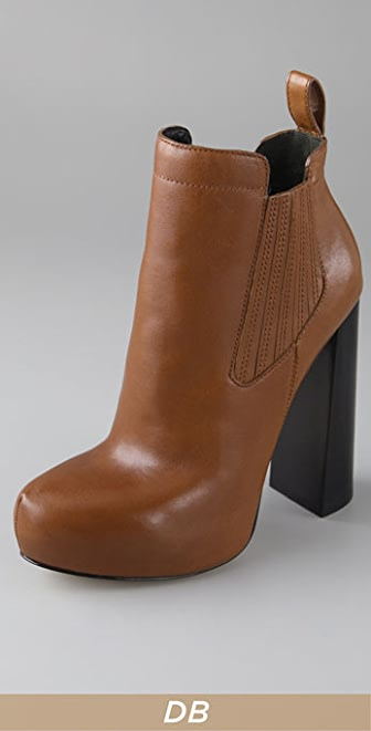 Alexander Wang Anabela High Heel Booties