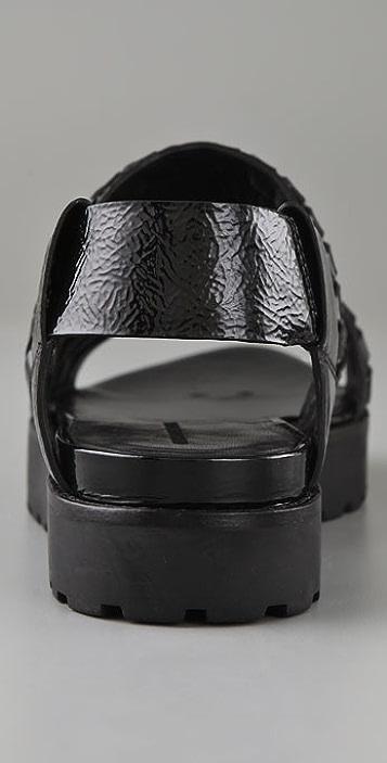 Alexander Wang Pilar Lug Sole Sandals