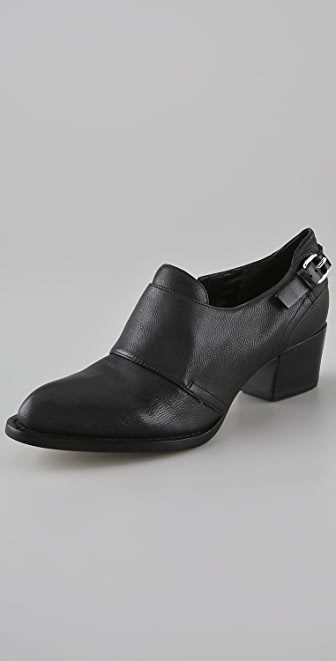 Alexander Wang Emily Monk Strap Booties
