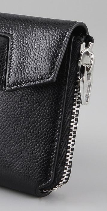 Alexander Wang Quillon Compact Wallet