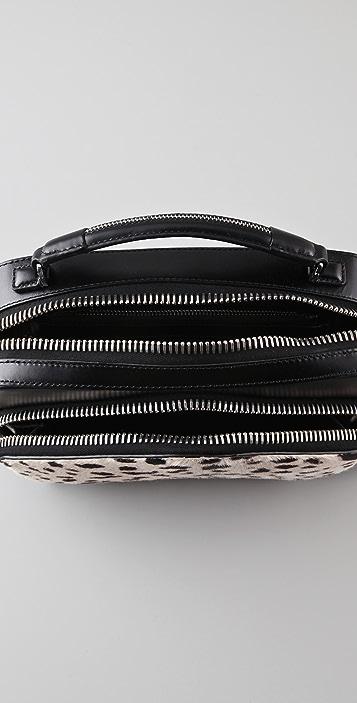Alexander Wang Rafael Haircalf Structured Bag