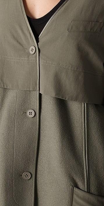 Alexander Wang Reconstructed Liner Coat