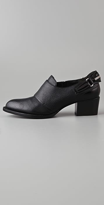 Alexander Wang Emily Oxford Booties