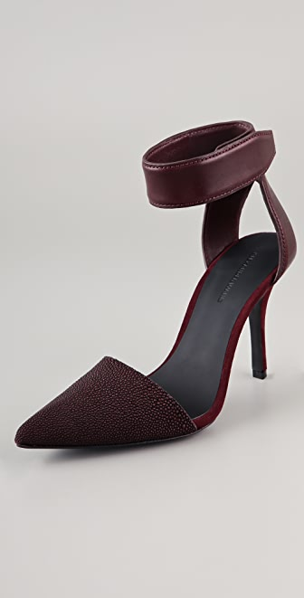 Alexander Wang Liya High Heel Pumps