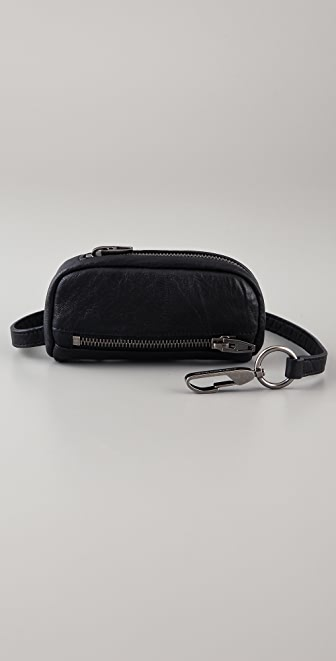 Alexander Wang Fumo Key Wallet