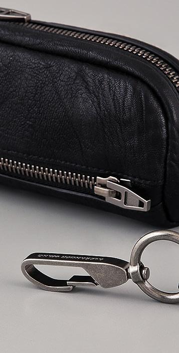 Alexander Wang Fumo Key Wallet