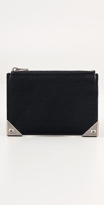 Alexander Wang Prisma Coin Wallet
