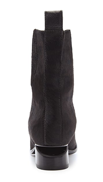 Alexander Wang Anouck Haircalf Booties
