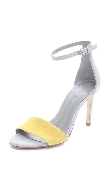 Alexander Wang Carmen High Heel Sandals