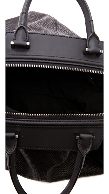 Alexander Wang Lizard Embossed Small Liner Bag