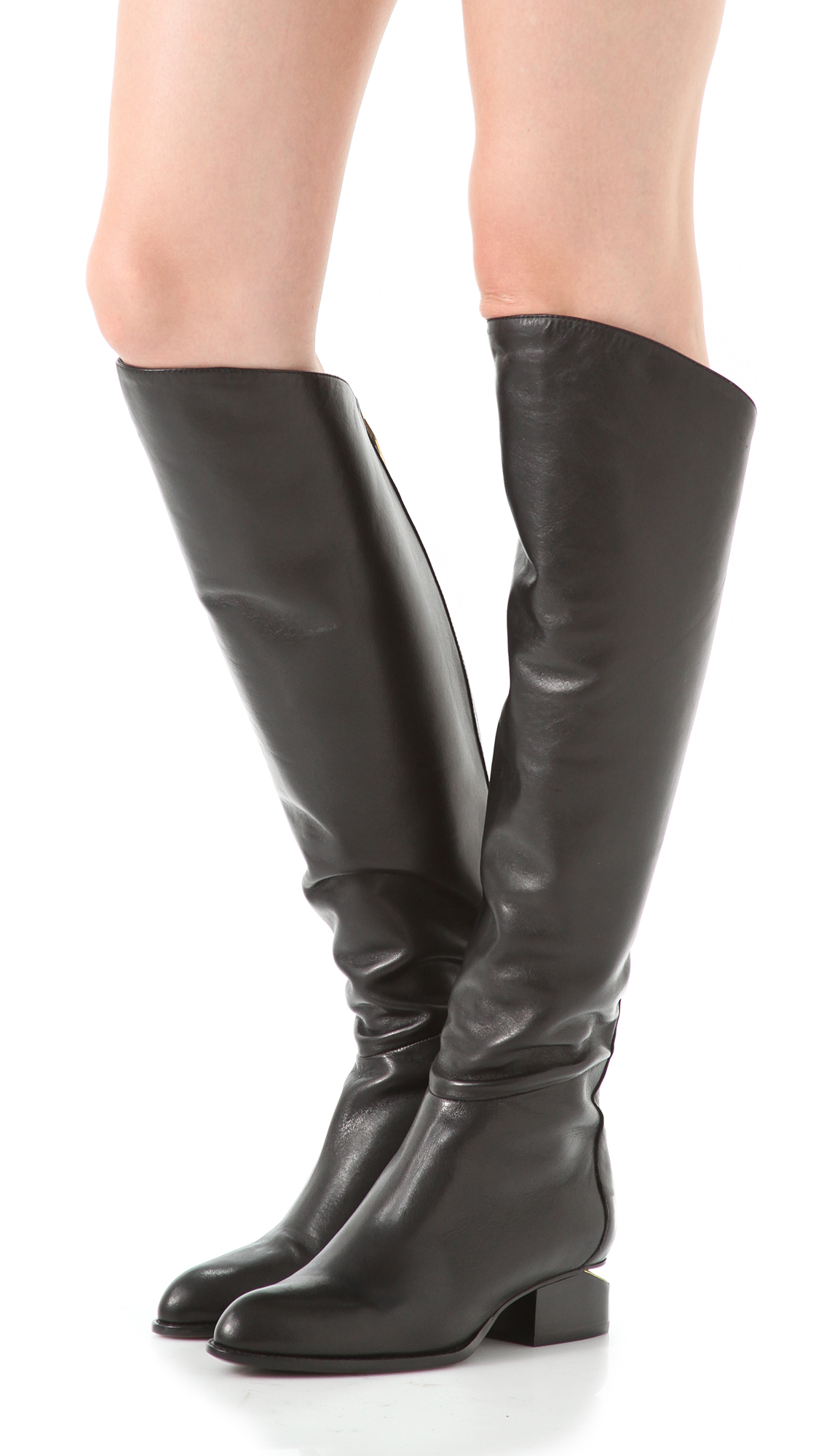 brand new superior quality classic style Alexander Wang Sigrid Knee Boots | SHOPBOP