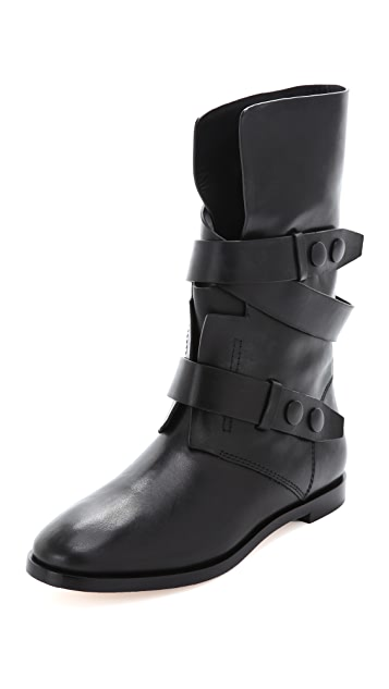 Alexander Wang Dioni Wraparound Boots