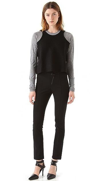 Alexander Wang Wool Pullover Sweater