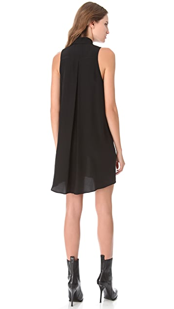 Alexander Wang Bicolor Shirtdress
