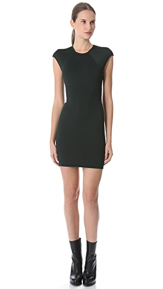 Alexander Wang Stretchy Zip Dress