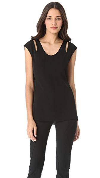 Alexander Wang Double Back Tank