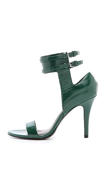 Alexander Wang Johanna Ankle Cuff Sandals