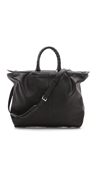 Alexander Wang Small Liner Bag with Biker Handles
