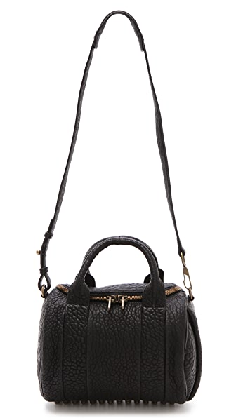 Alexander Wang Rockie Duffel Bag - Black