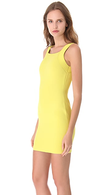 Alexander Wang Compact Sleeveless Dress