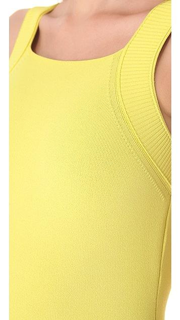 Alexander Wang Compact Sleeveless Dress