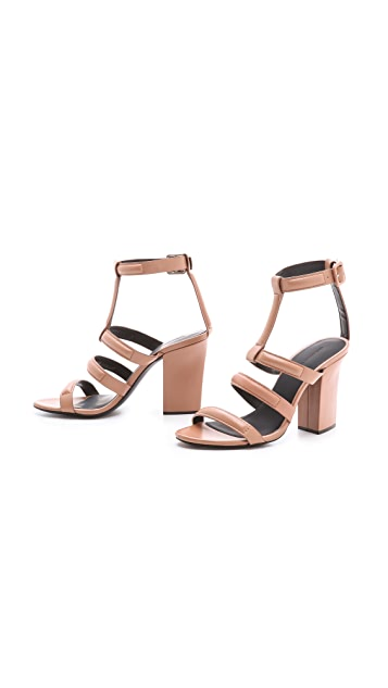 Alexander Wang Anjelika High Heel Sandals
