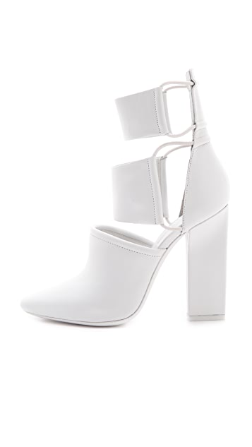 Alexander Wang Mackenzie High heel Booties