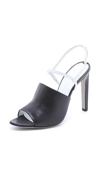 Alexander Wang Maryna Slingback Sandals
