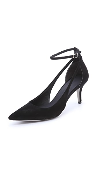 Alexander Wang Theres Kitten Heel Pumps