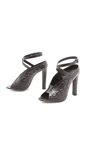 Alexander Wang Clara Ankle Strap Sandals