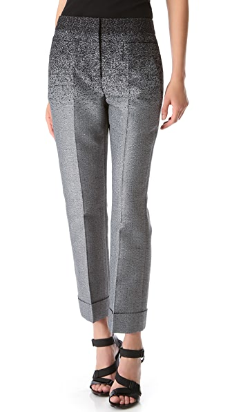 Alexander Wang Slim Cropped Trousers