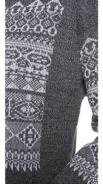 Alexander Wang Fair Isle Sweater