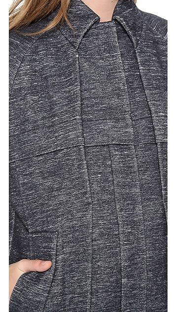 Alexander Wang Flannel Jean Jacket