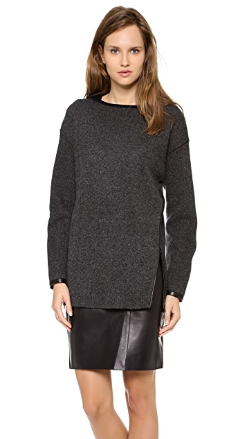 Alexander Wang Double Knit Pullover