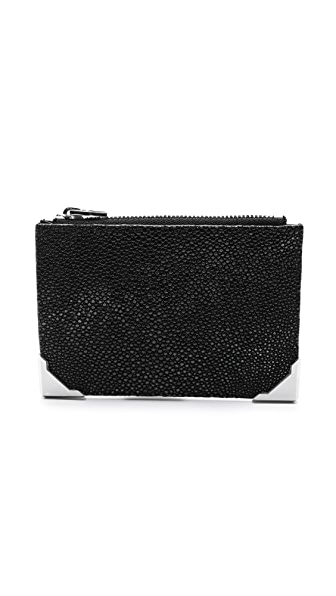 Alexander Wang Prisma Skeletal Coin Purse
