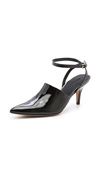 Alexander Wang Inga Kitten Heel Pumps
