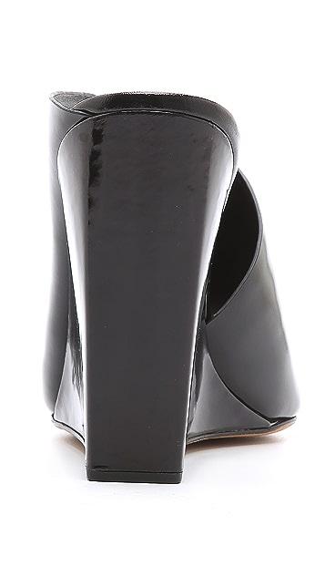 Alexander Wang Eniko Wedge Sandals
