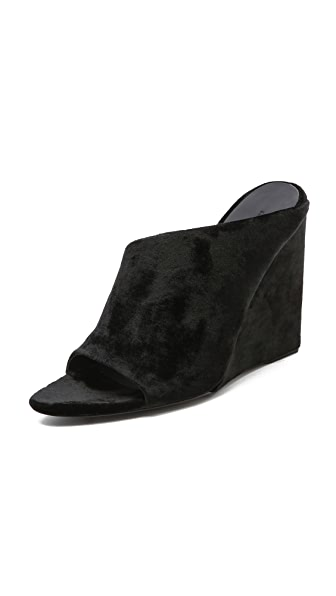Alexander Wang Eniko Asymmetrical Wedges