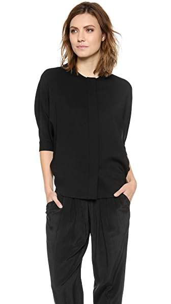 Alexander Wang Dolman Sleeve Top