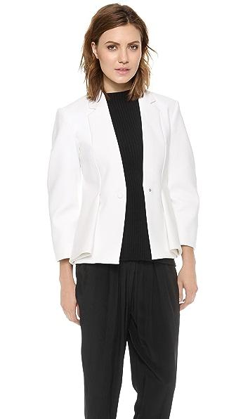 Alexander Wang Tailored Folded Vent Jacket