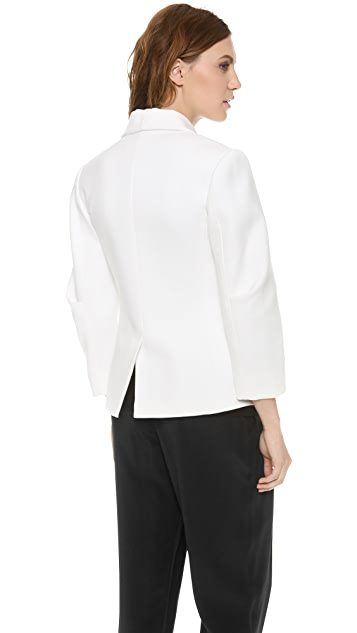 Alexander Wang Tailored Folded Vent Jacket
