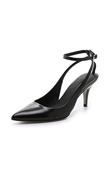 Alexander Wang Lera Kitten Heel Pumps