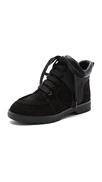 Alexander Wang Kiley Hiking Booties
