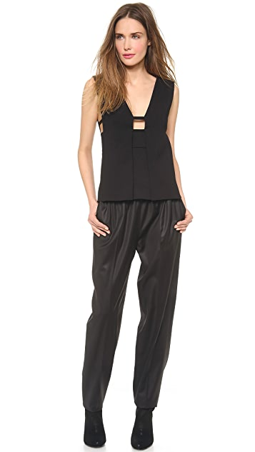 Alexander Wang Drawstring Trousers