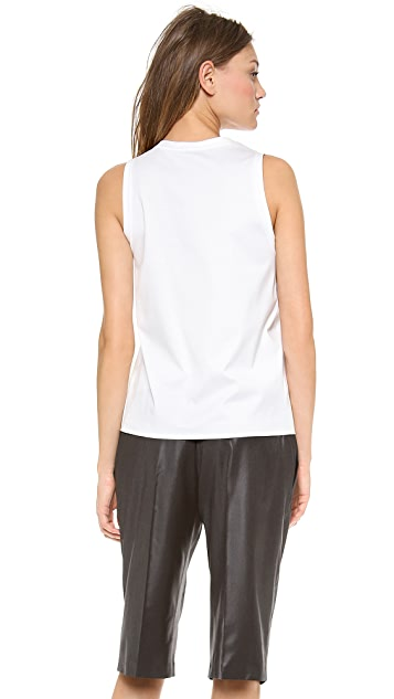 Alexander Wang Parental Advisory Muscle Tank