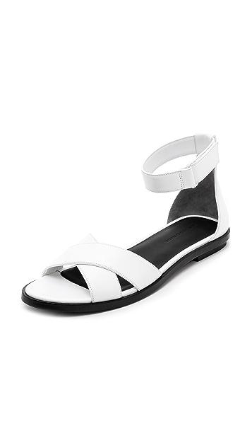 Alexander Wang Talis Flat Sandals