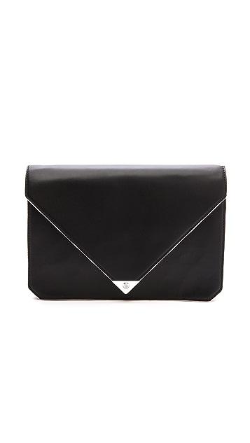 Alexander Wang Prisma Envelope Clutch