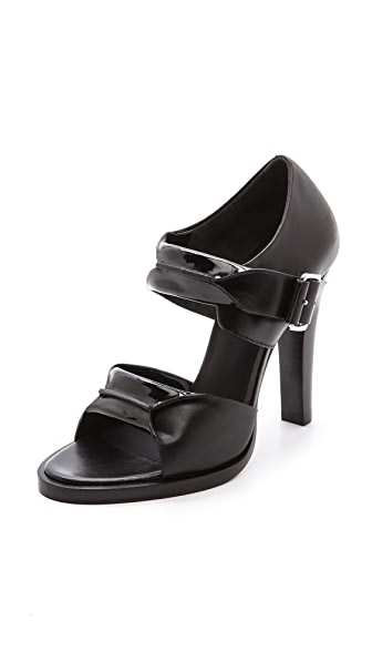 Alexander Wang Kai Rubberized Sandals