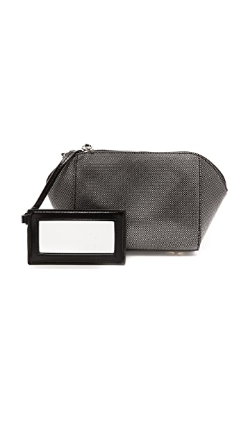 Alexander Wang Chastity Embossed Clutch