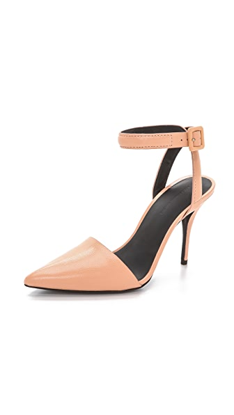 Alexander Wang Lovisa Embossed Pumps